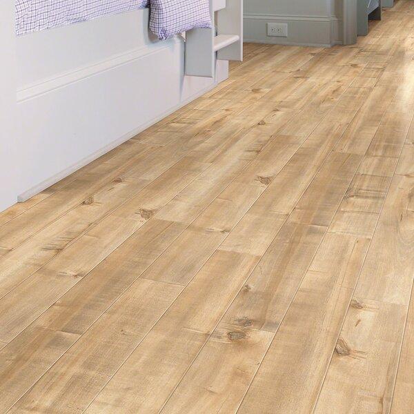 Boardwalk 5 x 48 x 10mm Maple Laminate Flooring in Platform by Shaw Floors