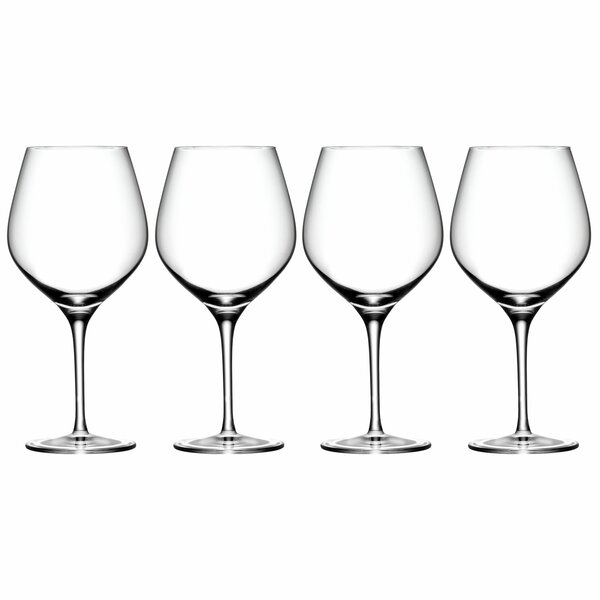 Grace 23 oz. Red Wine Glass (Set of 4) by Oneida