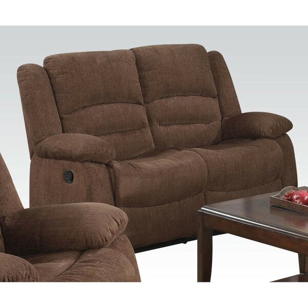 Telauges Motion Reclining Loveseat by Red Barrel Studio