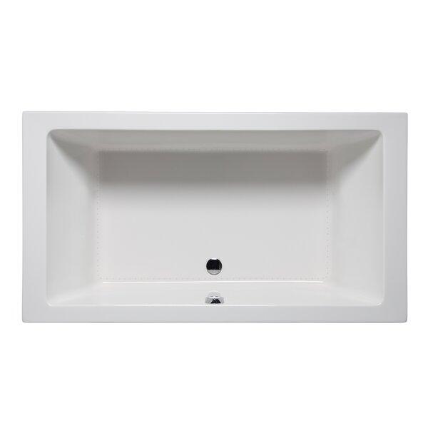 Vivo 66 x 42 Drop in Bathtub by Americh