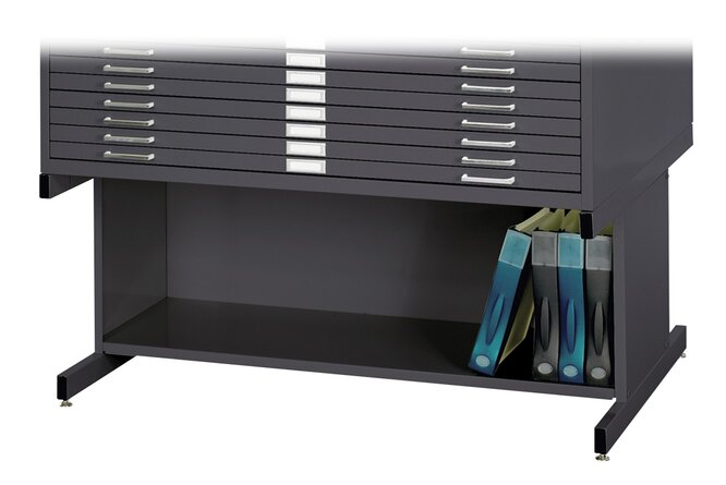 Quick Ship Flat File Cabinet