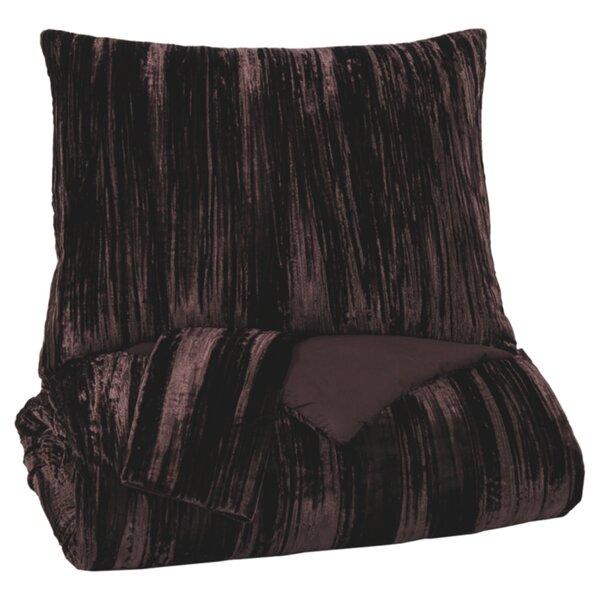 Pitman Reversible Comforter Set