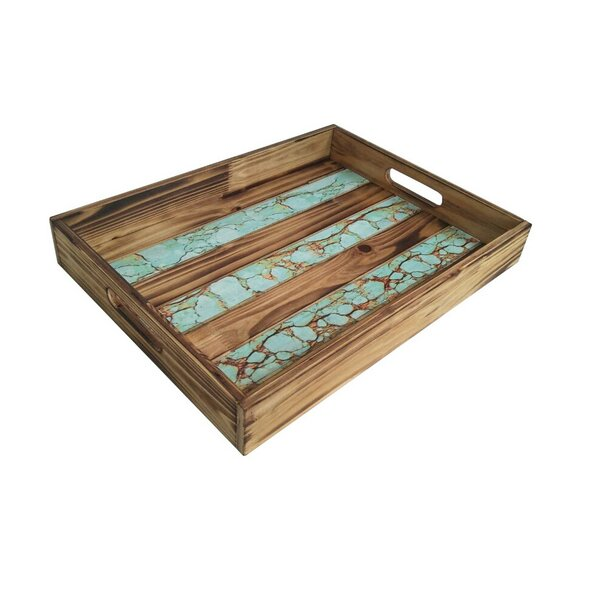 Inlay Coffee Table Tray By East Urban Home by East Urban Home Cheap