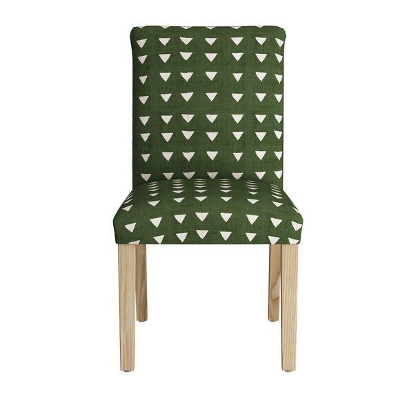 Pewitt Upholstered Dining Chair By Bungalow Rose