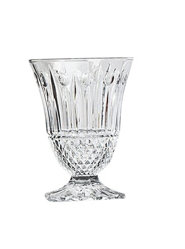 Harwich 6 oz. Crystal Every Day Glass (Set of 6) by Three Posts