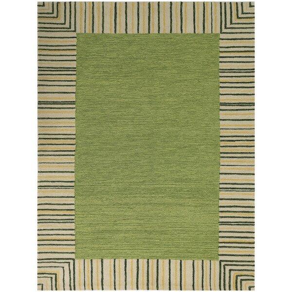 Oakham Olive Green Rug