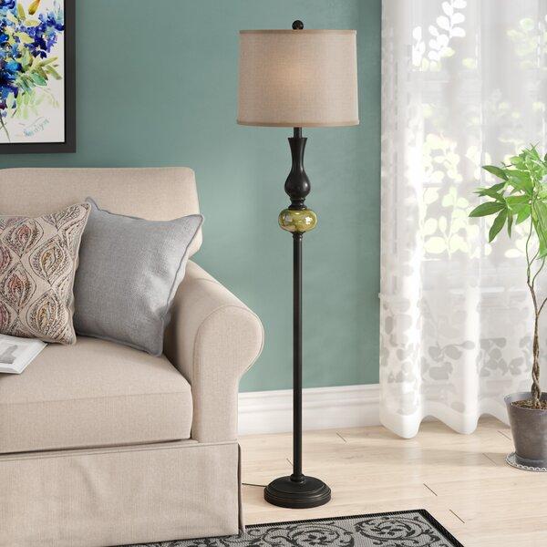 Wyncote 58 Floor Lamp by Charlton Home