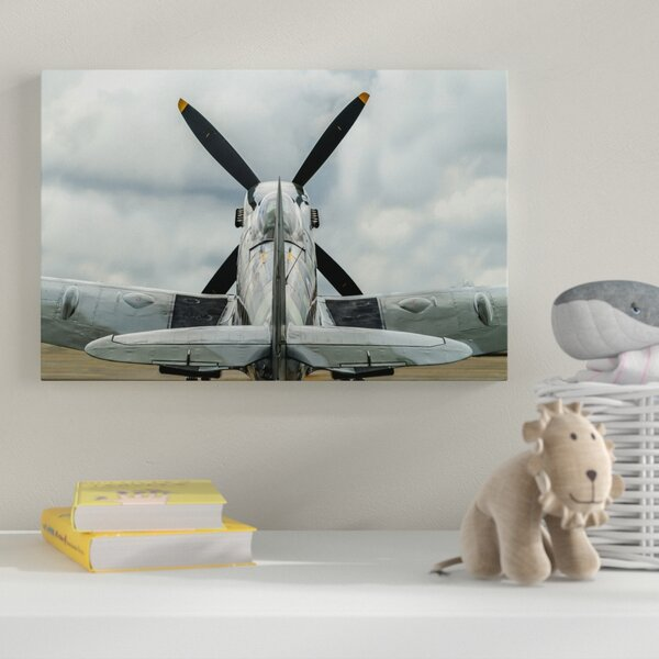 Photographic Print on Wrapped Canvas by Zoomie Kids
