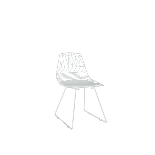 Corliss Metal Dining Chair (Set of 2) by Wrought Studio