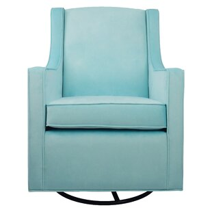 Reviews Keiser Swivel Glider ByDarby Home Co