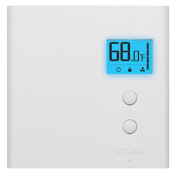 StelPro 4000W Programmable Thermostat By StelPro
