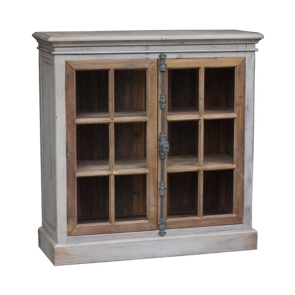 Mallory 2 Door Accent Cabinet