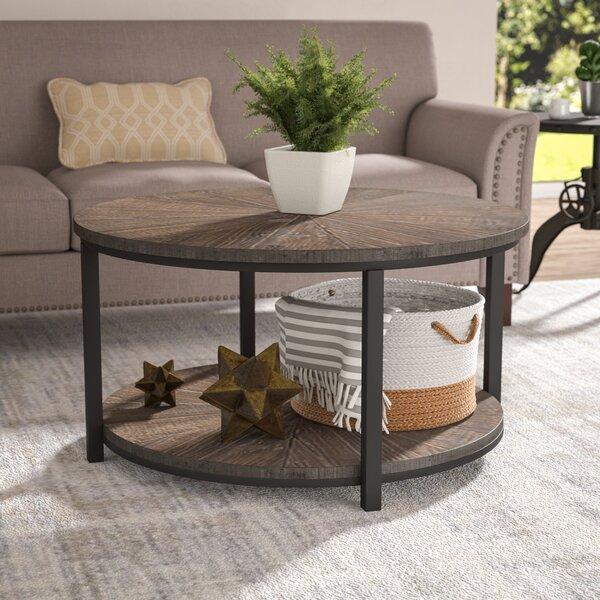 Dalton Gardens Coffee Table by Laurel Foundry Modern Farmhouse