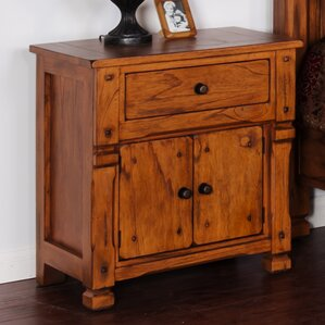 Hawthorne 1 Drawer Nightstand by Loon ..