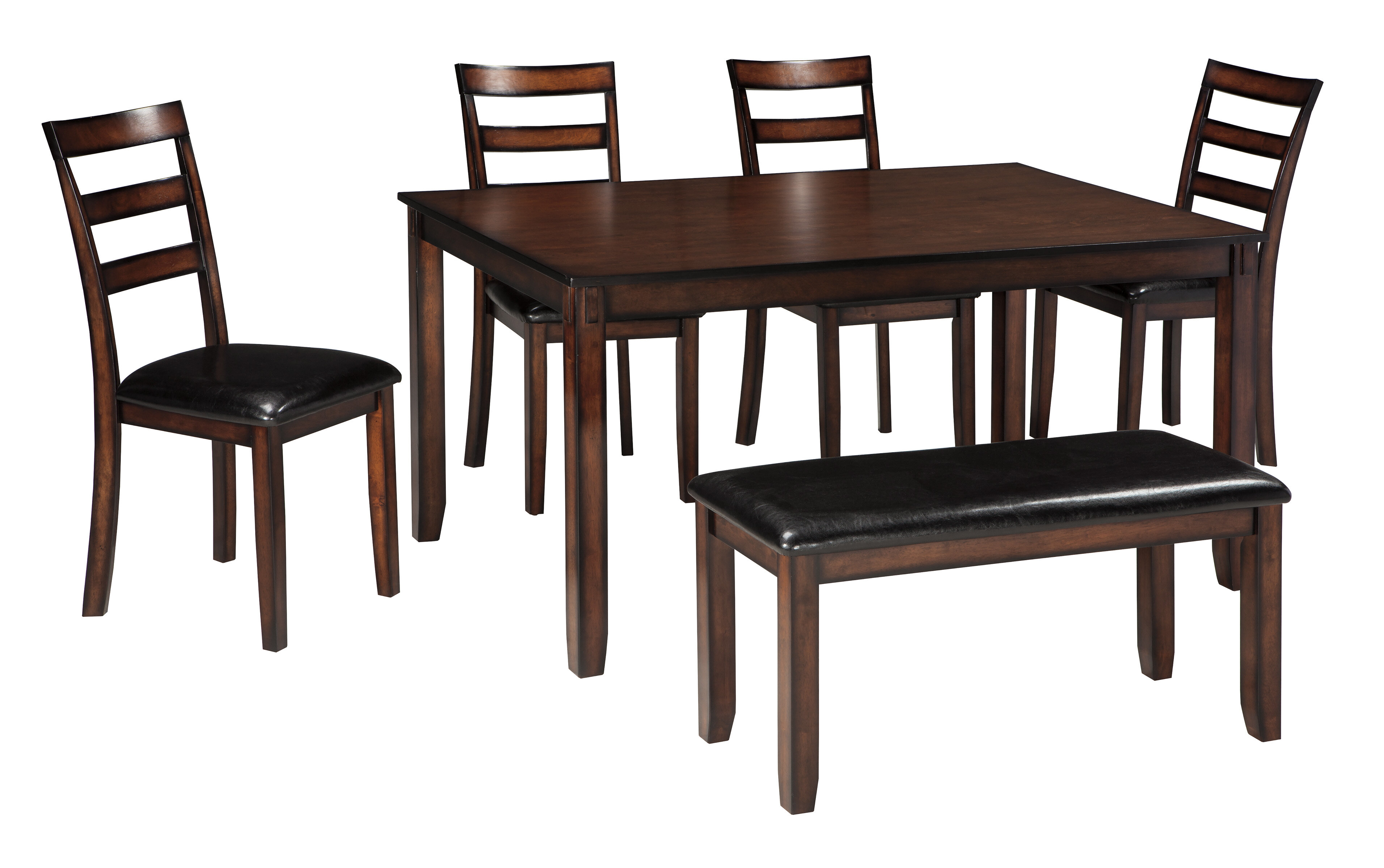 Millwood Pines Carolina 6 Piece Dining Set Reviews Wayfair