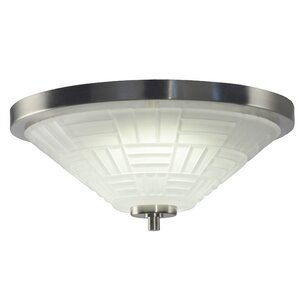 Houston 1-Light Flush Mount