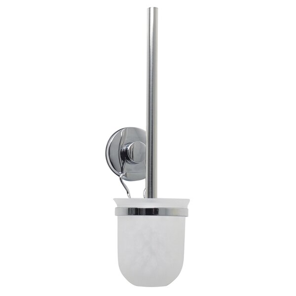 Endure Wall Mounted Toilet Brush Holder by EverlocEndure Wall Mounted Toilet Brush Holder by Everloc