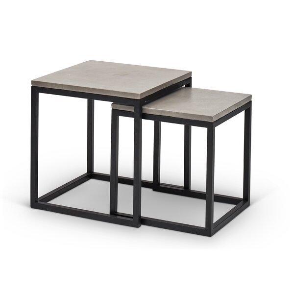 Ranchester 2 Piece Nesting Tables By Greyleigh