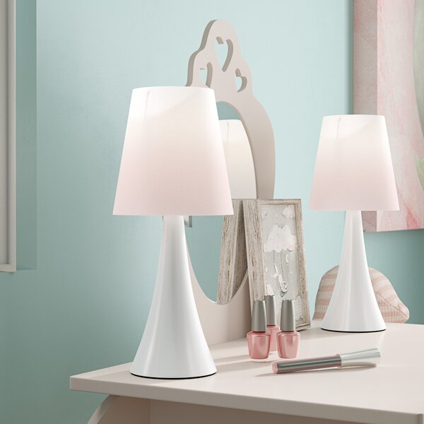 Dillwyn 11.5 Table Lamp (Set of 2) by Harriet Bee