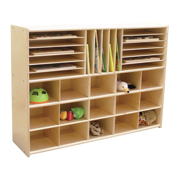 Clarendon 32 Compartment Cubby by Symple Stuff