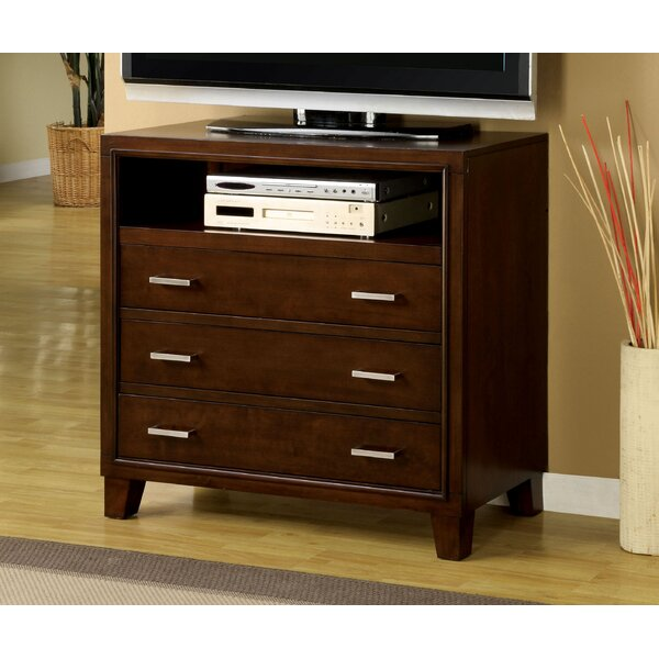 Carpino 3 Drawer Chest by Latitude Run
