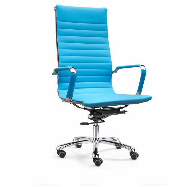 Gean High Back Ergonomic Office Chair by Wrought Studio