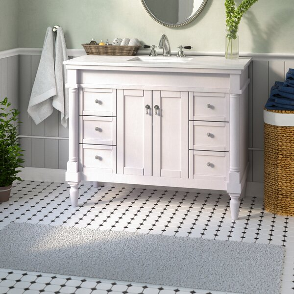 Deina 42 Single Bathroom Vanity Set by Darby Home Co