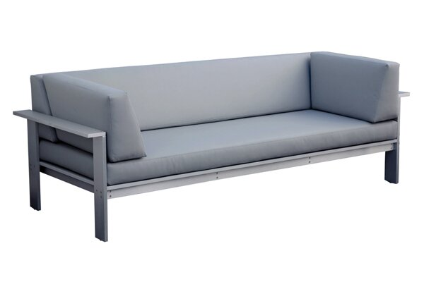 Luma Patio Sofa with Cushions by Modern Outdoor