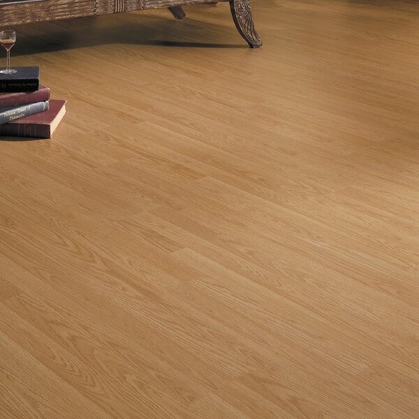 BastiaN 8 x 51 x 8mm Oak Laminate Flooring in Honey by Serradon