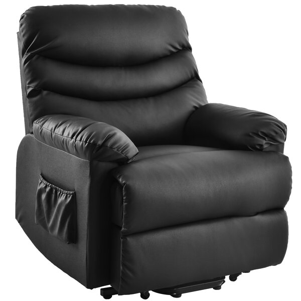 Amitis Faux Leather Power Lift Assist Recliner W003499679