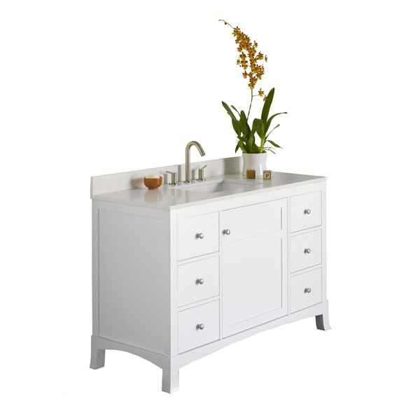Hampton 49 Single Bathroom Vanity Set by Ronbow