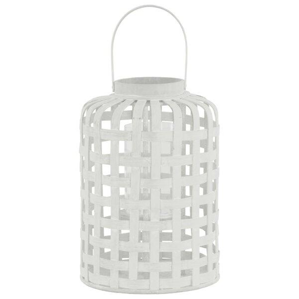 Round Wood Lantern by Williston Forge