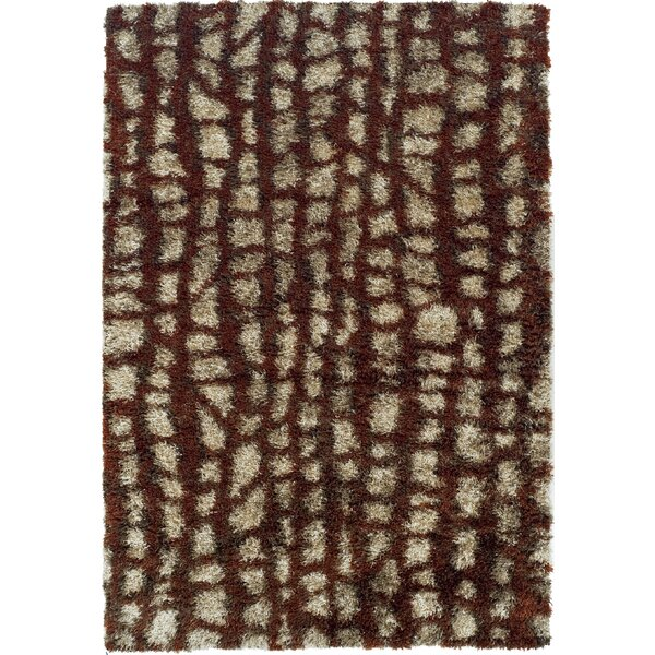 Zhora Paprika Area Rug by 17 Stories