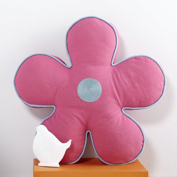 Flower Pillow By Birch Lane Kids.