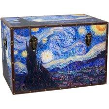 Van Gogh's Starry Night Trunk by Oriental Furniture