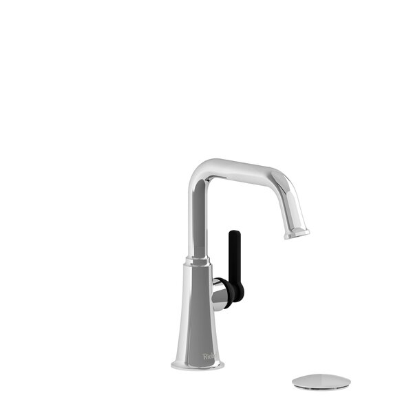 Momenti Single Hole Bathroom Faucet With Drain Assembly By Riobel
