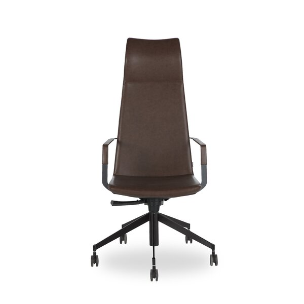 Von High Back Executive Chair by Latitude Run
