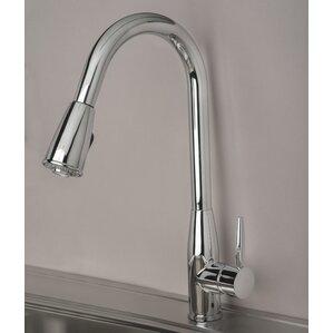 Builders Shoppe Single Handle Deck Mounted Kitchen Faucet
