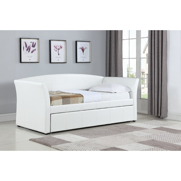 Cristhian Twin Daybed With Trundle By Red Barrel Studio
