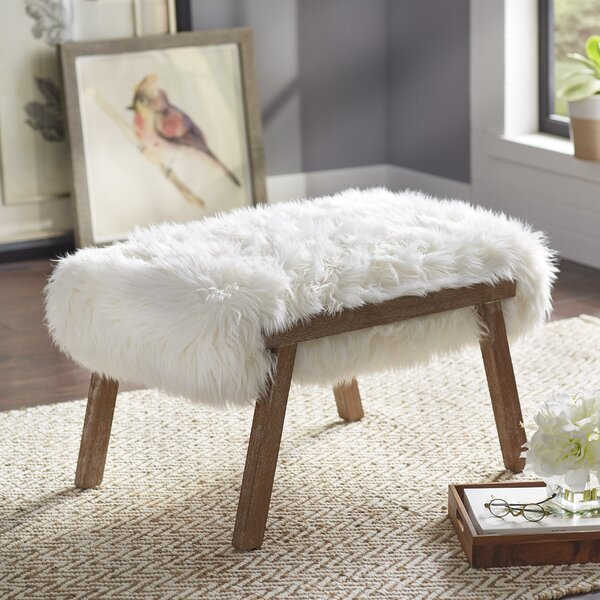 Broussard Ottoman by Union Rustic