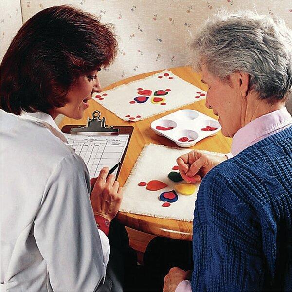 Allen Diagnostic Module Canvas Placemat (Set of 6) by Fabrication Enterprises