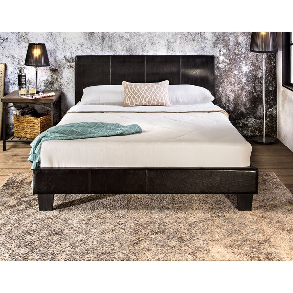 Rita Upholstered Platform Bed by Brayden Studio