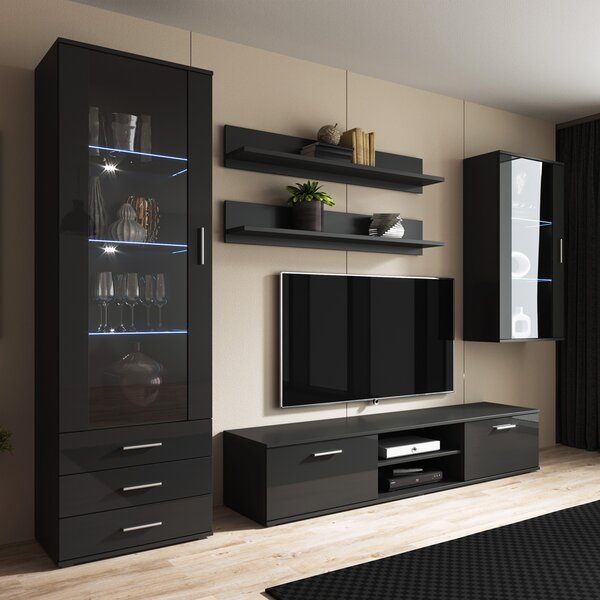 Sabala Entertainment Center For TVs Up To 85