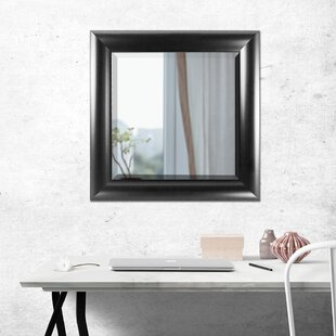Order Grant Square Framed Wall Mirror ByWinston Porter