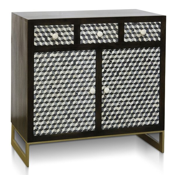 Nala 2 Door Accent Cabinet By Everly Quinn