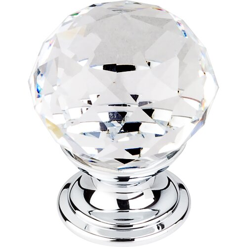 Crystal Knob by Top Knobs