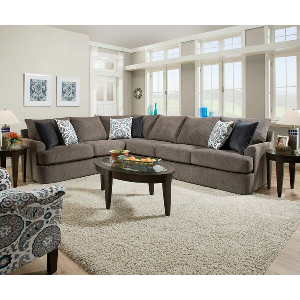 Dufferin Left Hand Facing Sectional By Ebern Designs
