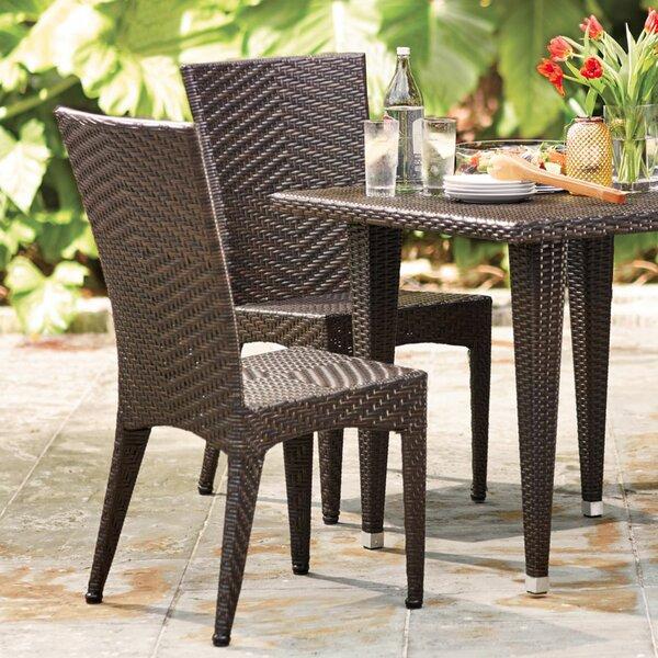 wicker furniture you 39 ll love wayfair. Black Bedroom Furniture Sets. Home Design Ideas