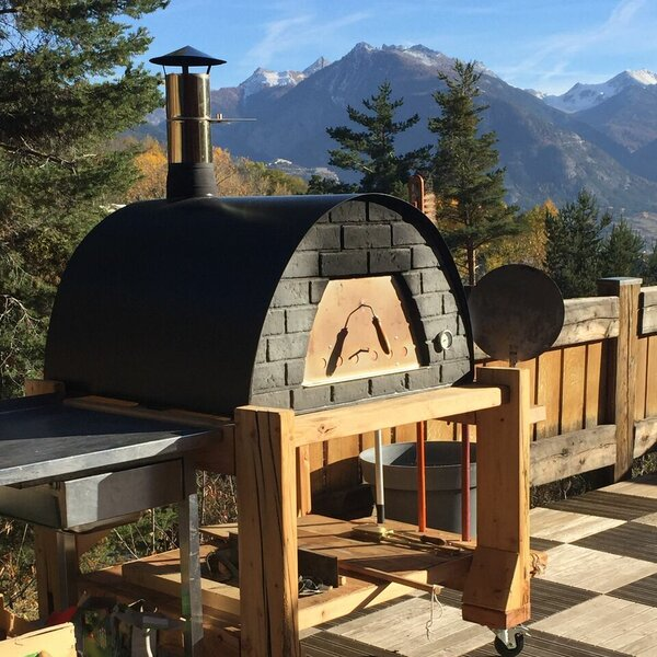 Portable Maximus Oven By Authentic Pizza Ovens.