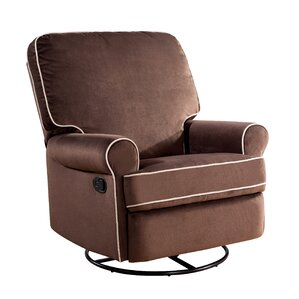 Roquemore Swivel Recliner by Darby Home Co